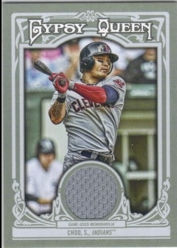 Photo of 2013 Topps Gypsy Queen Relics #SC Shin-Soo Choo