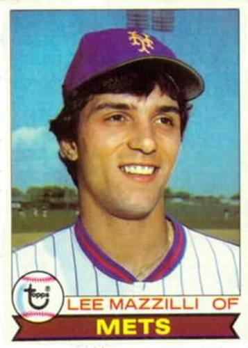 Photo of 1979 Topps #355 Lee Mazzilli
