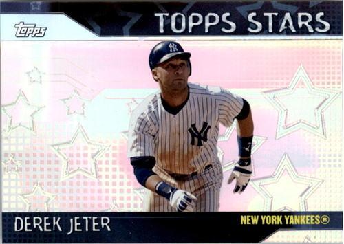 Photo of 2006 Topps Stars #DJ Derek Jeter