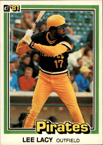 Photo of 1981 Donruss #376 Lee Lacy