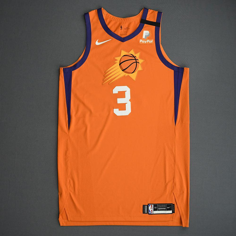 Kelly Oubre Jr. - Phoenix Suns - Game-Issued Statement Edition Jersey - 2019-20 NBA Season Restart with Social Justice Message
