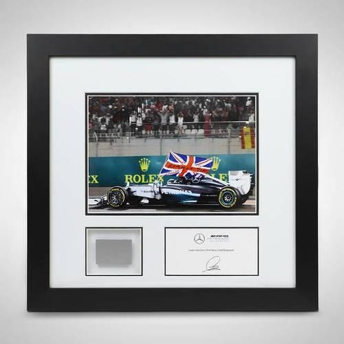 Photo of Lewis Hamilton 2014 Abu Dhabi GP Bodywork & Photo