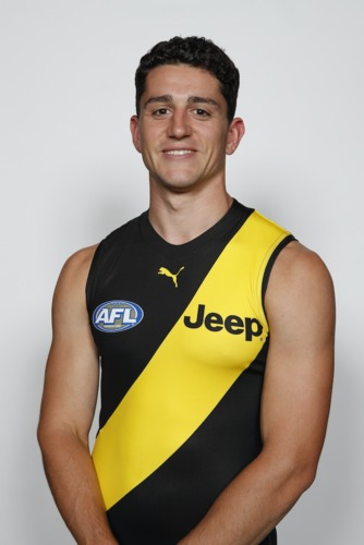 Photo of 2020 Grand Final Match Worn Guernsey - #11 Jason Castagna