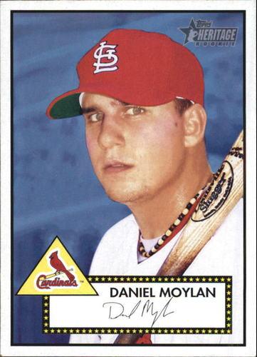 Photo of 2001 Topps Heritage #198 Dan Moylan RC