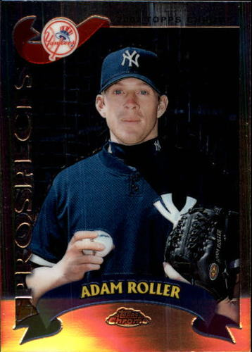 Photo of 2002 Topps Chrome Traded #T160 Adam Roller RC