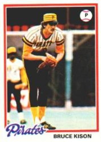 Photo of 1978 Topps #223 Bruce Kison