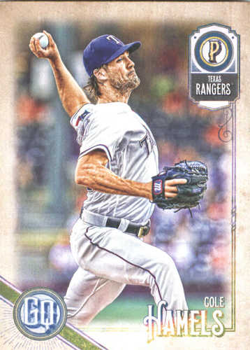 Photo of 2018 Topps Gypsy Queen #64 Cole Hamels