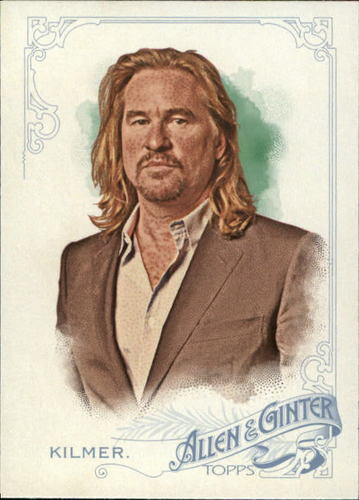 Photo of 2015 Topps Allen and Ginter #328 Val Kilmer