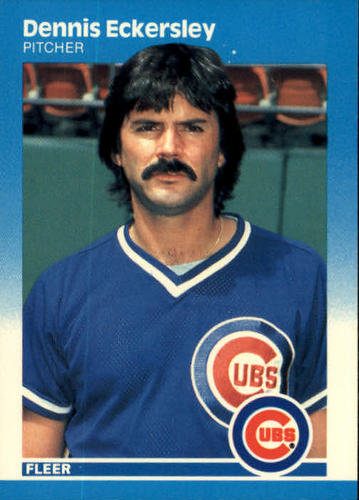 Photo of 1987 Fleer #563 Dennis Eckersley