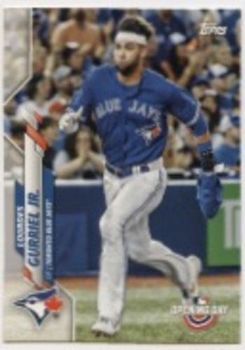 Photo of 2020 Topps Opening Day #60 Lourdes Gurriel Jr.