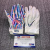 Crucial Catch - Chargers Jessie Lemonier Game Used Gloves (10/12/20)