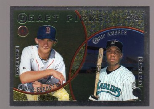 Photo of 1999 Topps Chrome #443 A.Everett/C.Ambres RC
