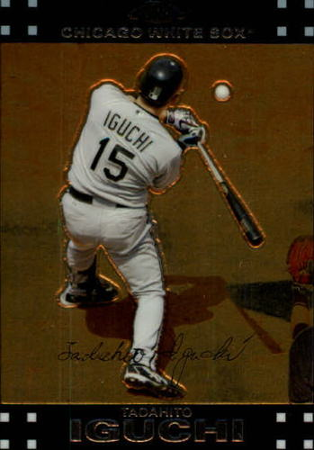 Photo of 2007 Topps Chrome #207 Tadahito Iguchi