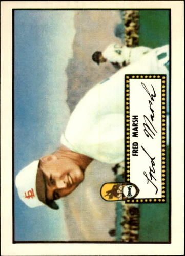 Photo of 1983 Topps 1952 Reprint #8 Fred Marsh