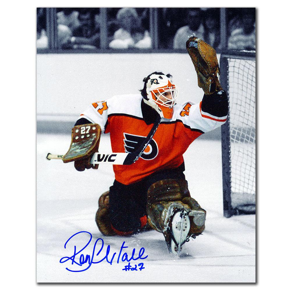 Ron Hextall Philadelphia Flyers SPOTLIGHT Autographed 8x10