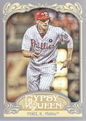 Photo of 2012 Topps Gypsy Queen #2 Hunter Pence