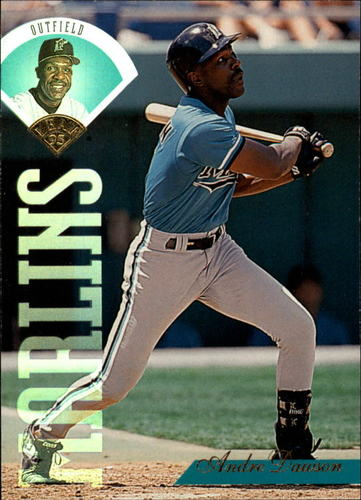 Photo of 1995 Leaf #316 Andre Dawson