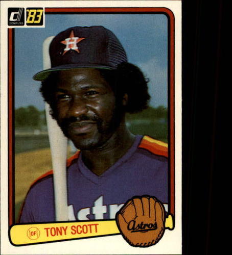Photo of 1983 Donruss #293 Tony Scott