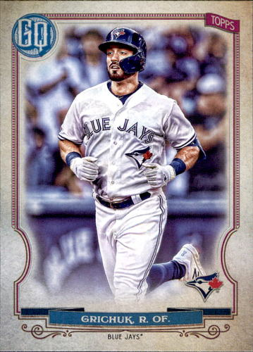 Photo of 2020 Topps Gypsy Queen #279 Randal Grichuk
