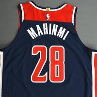 Ian Mahinmi - Washington Wizards - Game-Worn Statement Edition Jersey - 2019-20 NBA Season
