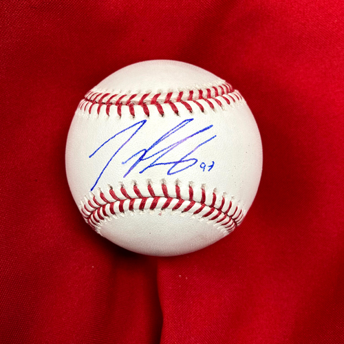 Photo of Ivan Herrera Autographed Baseball