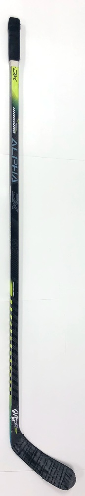 #24 Jon Merrill Game Used Stick - Autographed - Detroit Red Wings