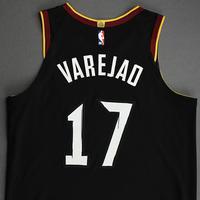 Anderson Varejao - Cleveland Cavaliers - Game-Worn City Edition Jersey - 2020-21 NBA Season