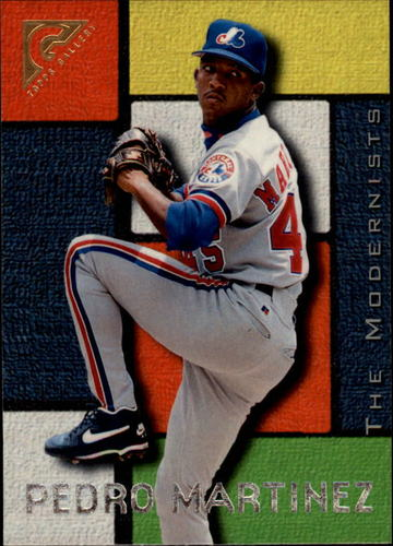 Photo of 1996 Topps Gallery #111 Pedro Martinez