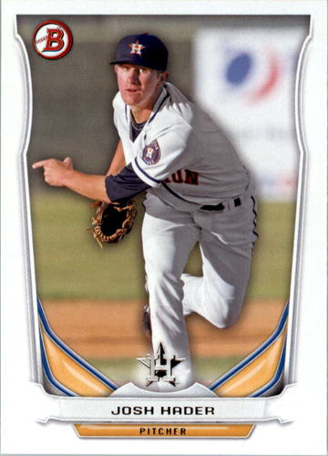 Photo of 2014 Bowman Draft Top Prospects #TP45 Josh Hader