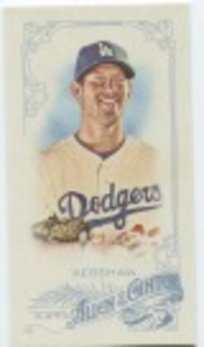 Photo of 2015 Topps Allen and Ginter Mini #339 Clayton Kershaw