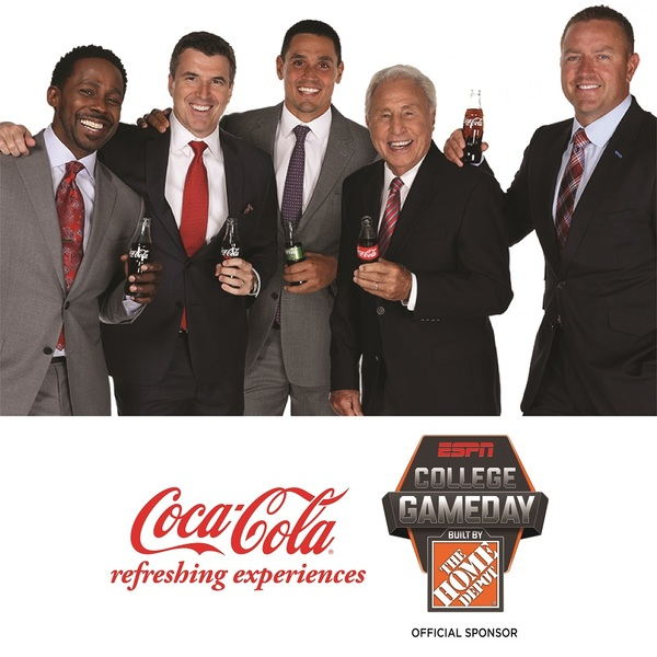 Click to view Coca-Cola ESPN College GameDay VIP Experience in Charlotte.