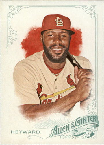 Photo of 2015 Topps Allen and Ginter #330 Jason Heyward