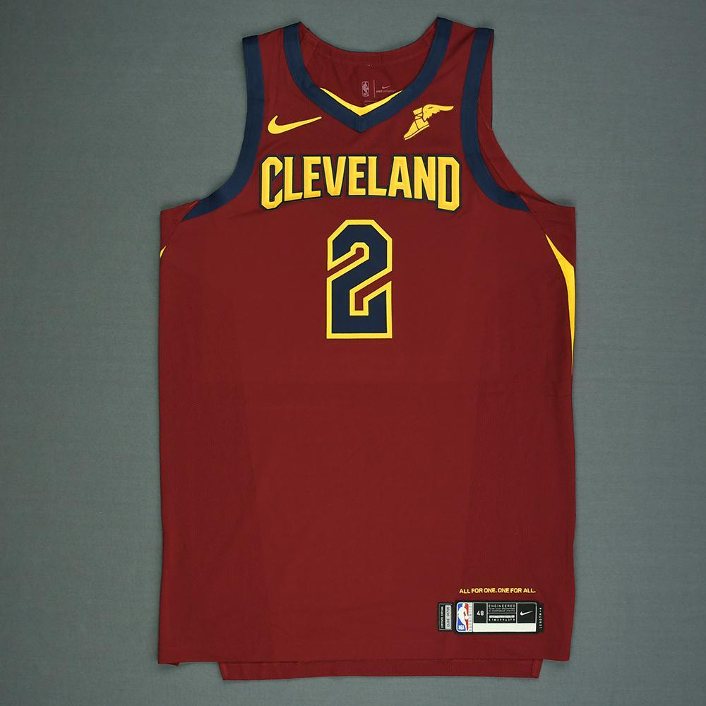 Collin Sexton - Cleveland Cavaliers  - 2018 NBA Draft - Autographed Jersey