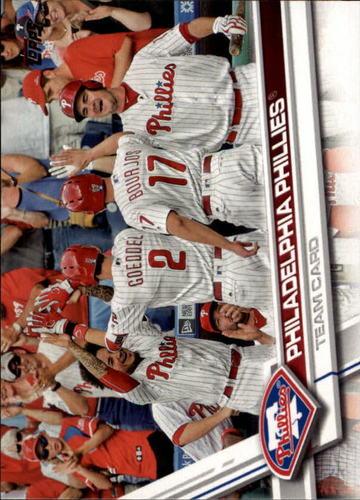 Photo of 2017 Topps #174 Philadelphia Phillies