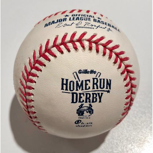 Photo of 2015 - HR Derby Baseball - Batter: Manny Machado - Round 1 (Out)