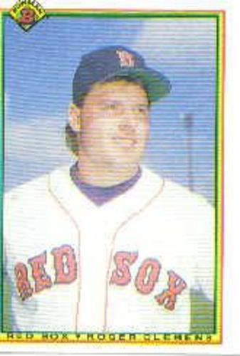 Photo of 1990 Bowman #268 Roger Clemens