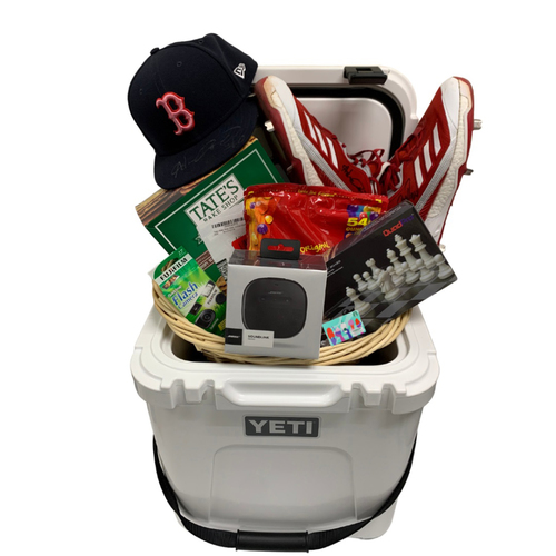 Photo of Adam Ottavino Favorite Things Basket