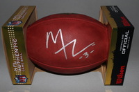 NFL - SAINTS MICHAEL THOMAS SIGNED AUTHENTIC FOOTBALL