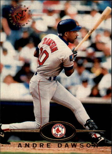 Photo of 1995 Stadium Club #146 Andre Dawson