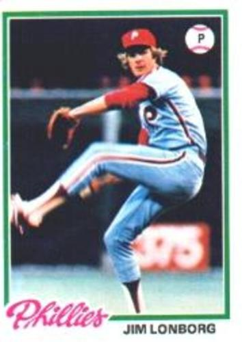 Photo of 1978 Topps #52 Jim Lonborg