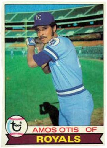 Photo of 1979 Topps #360 Amos Otis