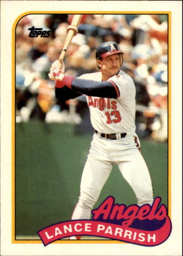 Photo of 1989 Topps Traded #96T Lance Parrish