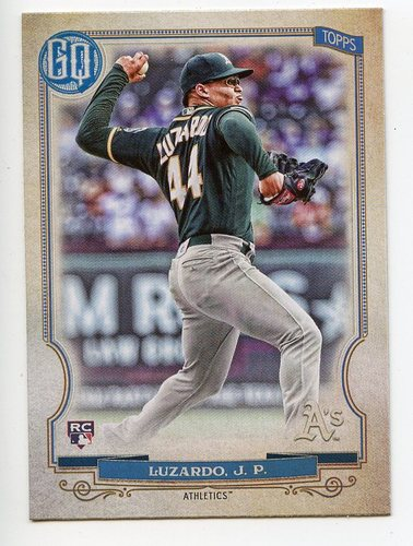 Photo of 2020 Topps Gypsy Queen #287 Jesus Luzardo RC