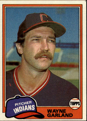 Photo of 1981 Topps #511 Wayne Garland