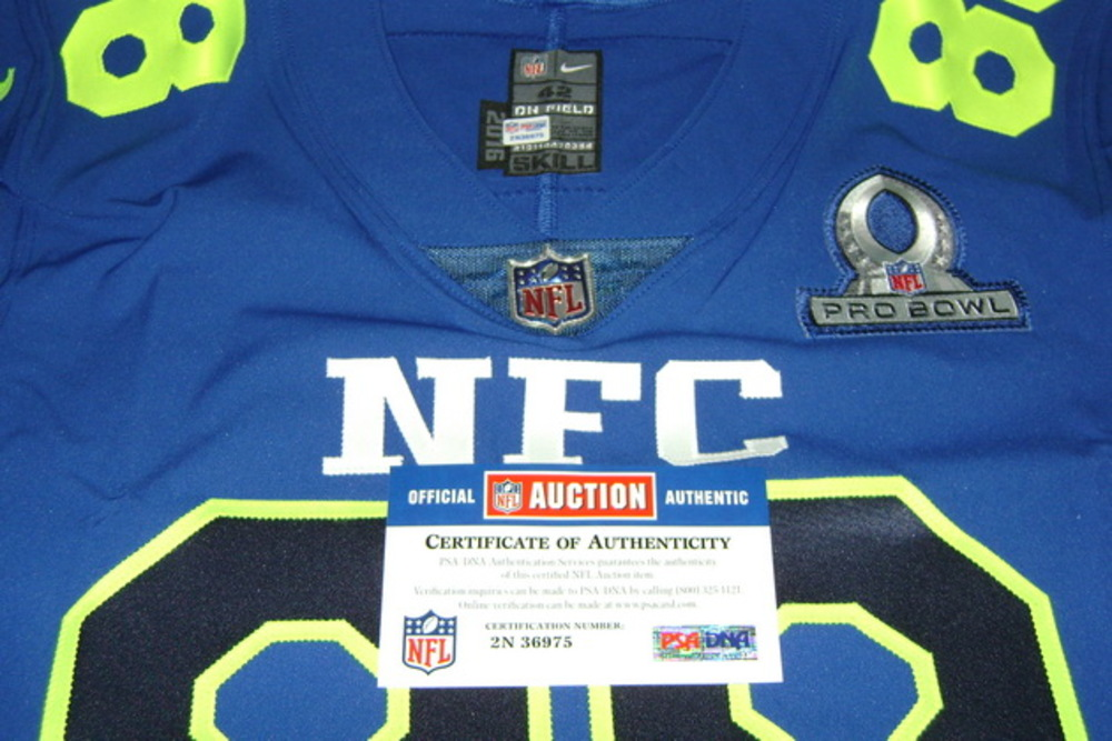 timeless design 9e0a0 cc002 NFL Auction | NFL - COWBOYS DEZ BRYANT GAME ISSUED 2017 NFC ...