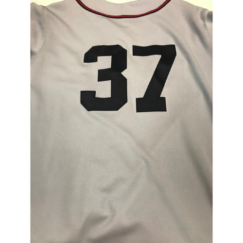 Game-Used Cleveland Buckeyes Jersey: Cody Allen | MLB Auctions