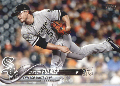 Photo of 2018 Topps #579 Carson Fulmer