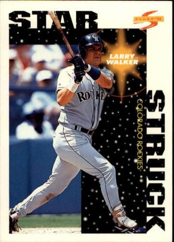 Photo of 1996 Score #374 Larry Walker SS