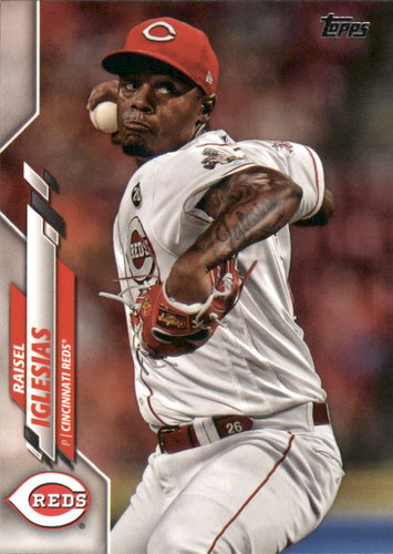 Photo of 2020 Topps #197 Raisel Iglesias