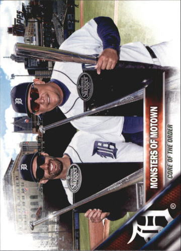 Photo of 2016 Topps Update #US217 J.D. Martinez/Miguel Cabrera